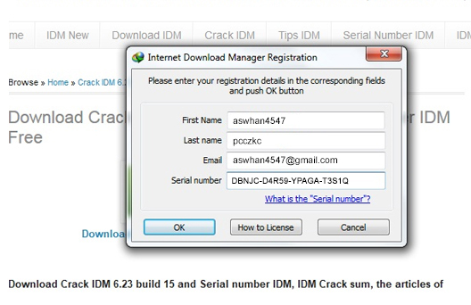 internet download manager serial number 6.25